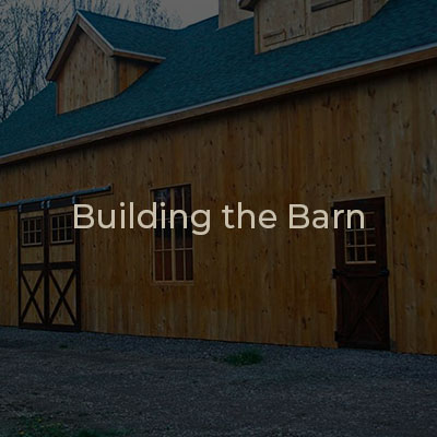 Building the Barn